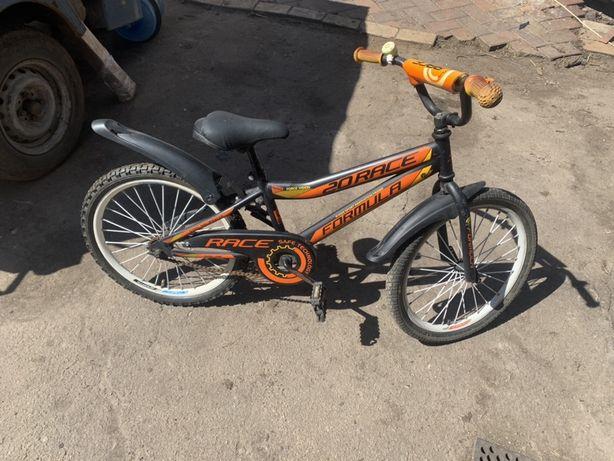 Детский велосипед на 5-8 лет