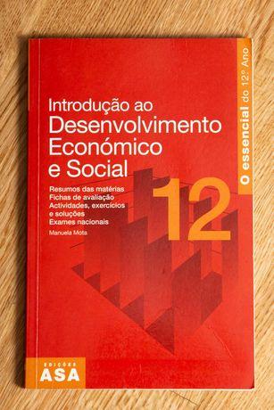Introdução ao Desenvolvimento Económico e Social 12º Ano