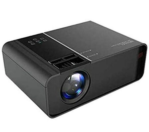 Projetor led 5500 lumens+WiFi incorporado+Mirrorlink/1080P