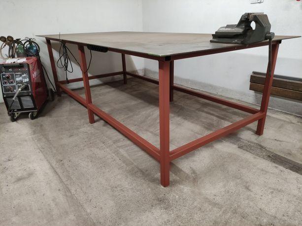 Stół spawalniczy, warsztatowy 1,5x3,0m 8mm!!!