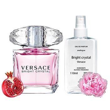 Versace Bright Crystal СУПЕР СТОЙКИЕ Версаче брайт кристал духи тестер