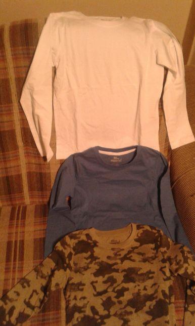 Bluzeczki t-shirt pepperts 122/128