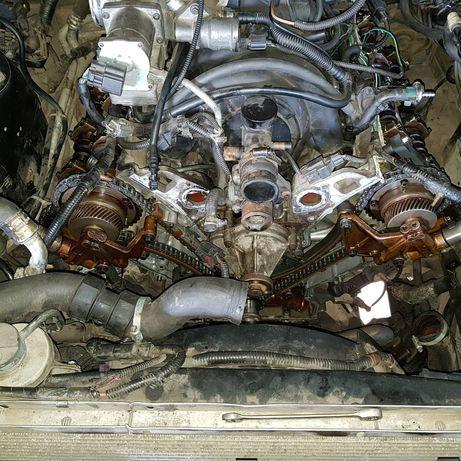 Ремонт двигателей Jaguar, Land Rover