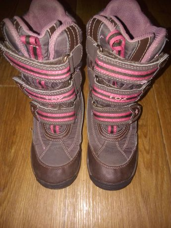 Термо Ботинки Geox стелька 18,5 см