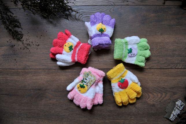 Варежки рукавички