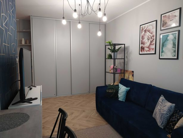 Mieszkanie do wynajęcia 44 m2, ogródek 110m2, miejsce parkigowe-gratis