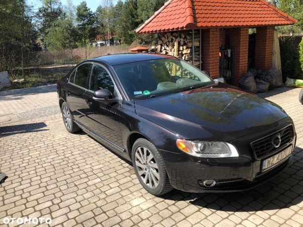 Volvo S80 Summum AWD salon PL 2012r 215KM Full opcja