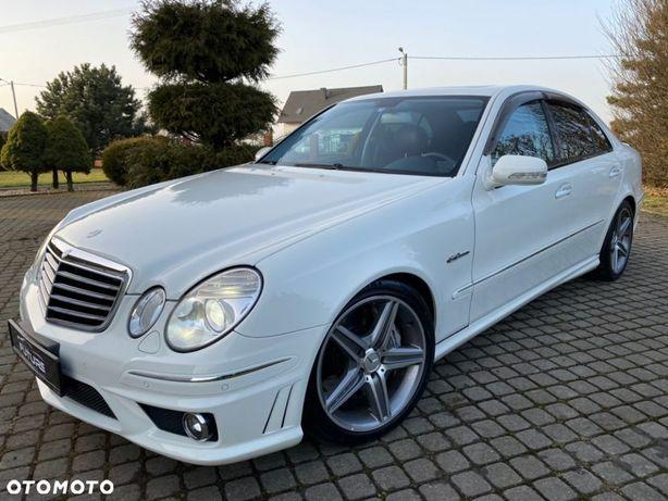 Mercedes-Benz Klasa E z Japonii * 514KM * stan idealny * potwierdzony przebieg 92000km