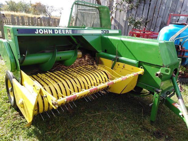 Прес John Deere 339
