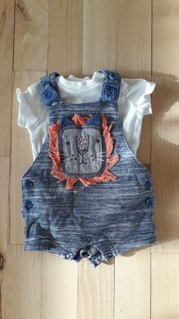 Komplet niemowlęcy F&F Rozm. 56