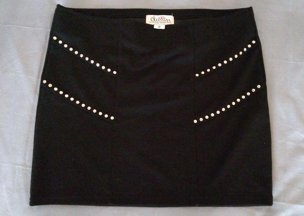 Spódnica mini czarna Cropp S/M Ostrowiec Świętokrzyski - image 1