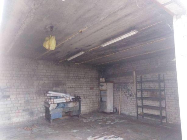 Пропонуємо в Аренду капітальний гараж по вул. Руставі