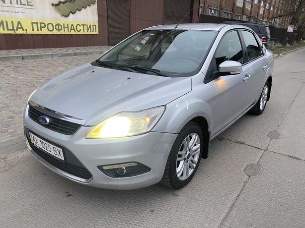 Ford focus CHIA Газ.