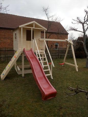 Dmek dla dzieci plac zabaw