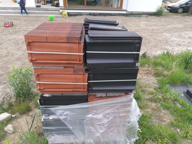 Dachówka ceramiczna Braas TOPAS 11V Antracyt Angobowana 200szt