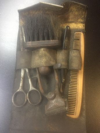 Zestaw do strzyżenia i golenia