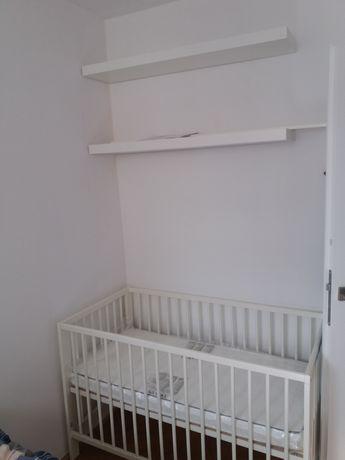 Łóżeczko dziecięce Ikea zestaw