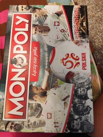 Gra Monopoly Łączy nas piłka