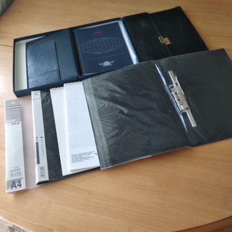 канцтовары, папки, скоросшиватели, еженедельник