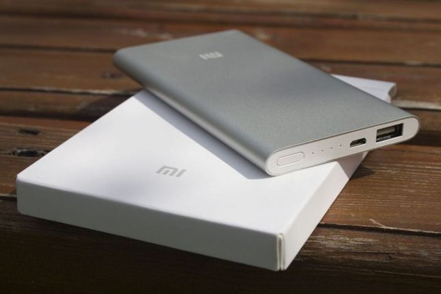 Зовнішній акумулятор (Power Bank) Xiaomi Mi Power Bank 2 5000mAh Silve