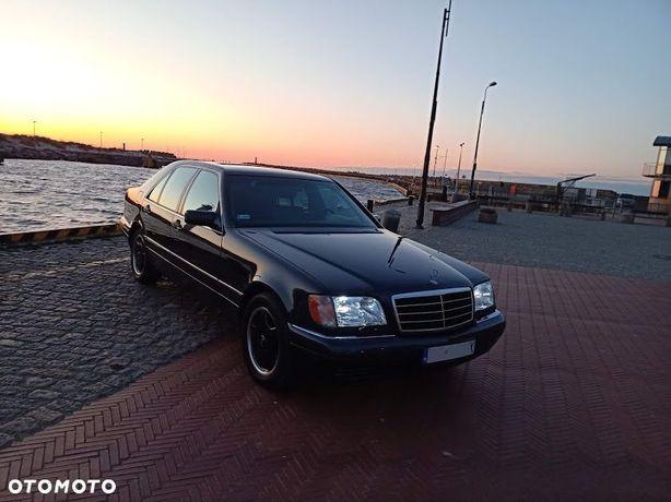Mercedes-Benz Klasa S Mercedes S klasa (W140) 3,5 TD