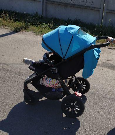 Прогулочная демисезонная коляска Coletto Joggy