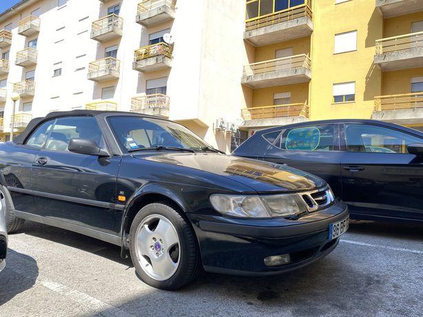 Saab 93 cabrio 1999 2.0i