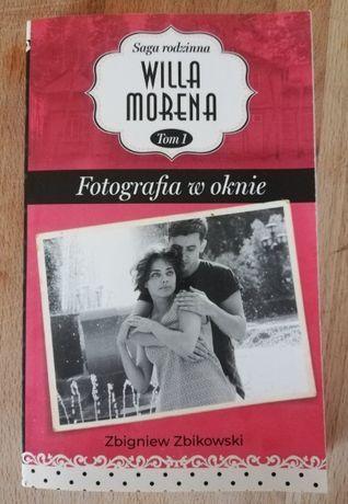 Willa Morena, Saga rodzinna, Tom 1, Fotografia w oknie