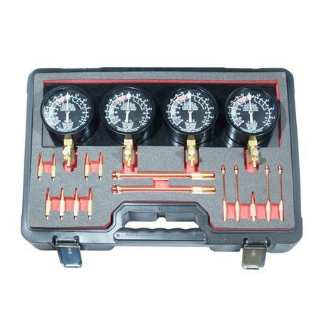 Sincronizador de Carburador / Teste de Pressão/Vácuo
