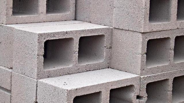 Шлакоблок (отсевблок) стеновой