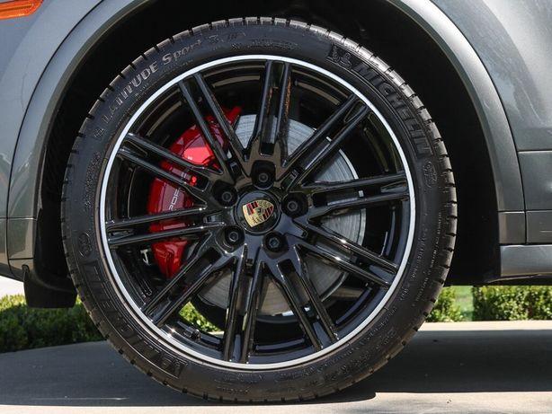 Диски колеса cayenne R21 оригинал