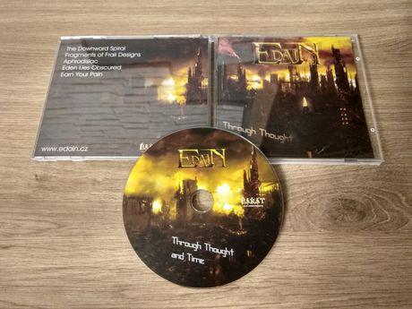 Edain - Through Thought and Time - płyta CD