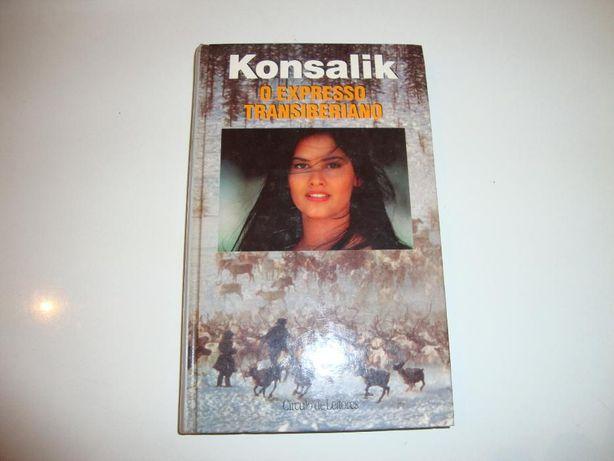 Konsalik, Livros