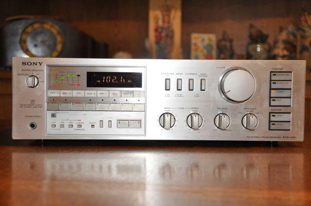 amplituner SONY STR-V55