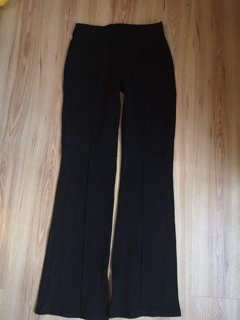Spodnie czarne s