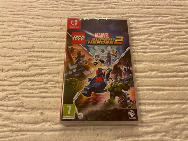 Lego Marvel Super Heroes 2 / Switch / Nowa / Sklep Gamebox / Wymiana