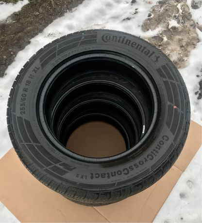 255/60/18 Continental ContiCrossContact LX2 255/60 R18 Н XL 20г