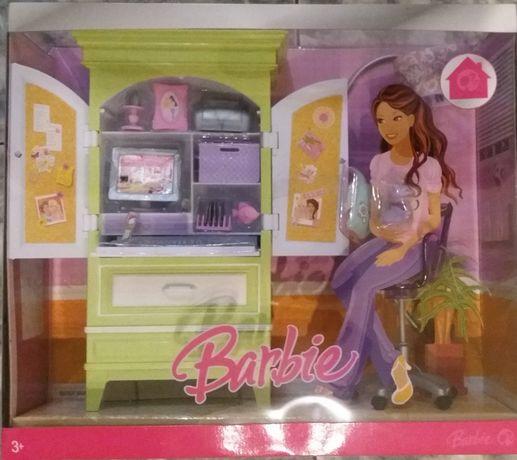 Barbie Acessórios ( Armário e Toucador )