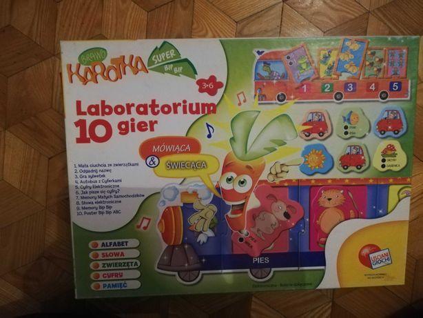 Laboratorium 10 gier