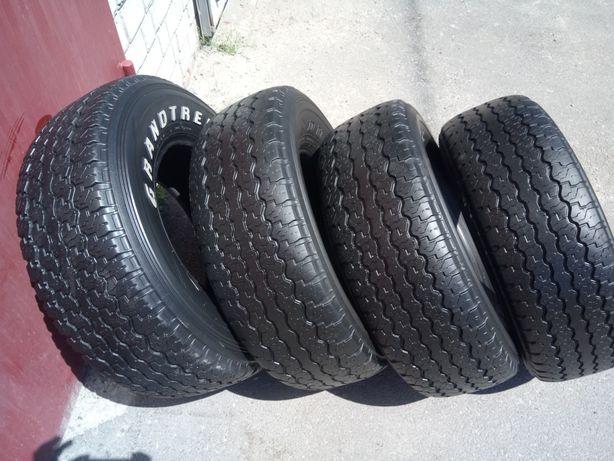 Dunlop Grandtrek TG 28 M2 275 70 R16 комплект 4шт