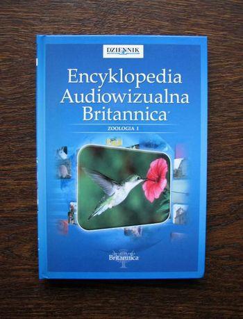 Encyklopedia Audiowizualna Britannica - Zoologia cz.1 (z płytą DVD)