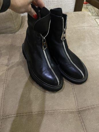Ботинки деми 38 размер