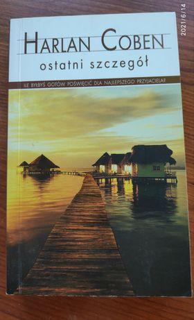 Harlan Coben dwie książki: Obiecaj Mi i Ostatni Szczegół