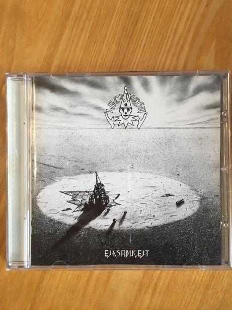 """Фирменные CD LACRIMOSA """"Eisamkeit"""" (1992)"""