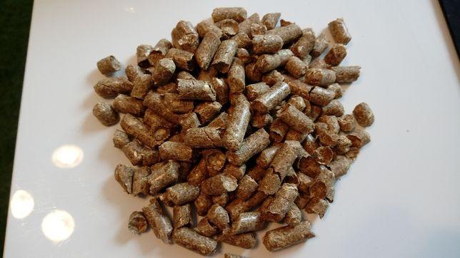 Sprzedam pellet ze słomy, ściółkowy HURT-DETAL