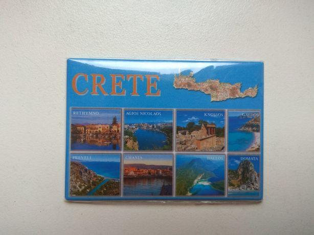 Magnes na lodówkę z Krety