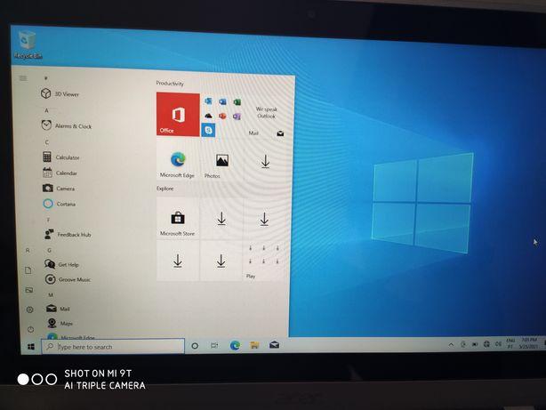 Acer Aspire V5 - Windows 10 Home ed.