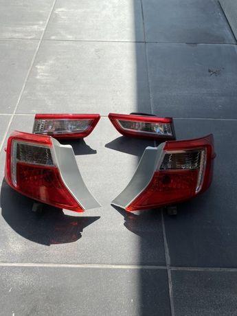 Фонарь в крыло Toyota Camri 50 Usa 2014 год