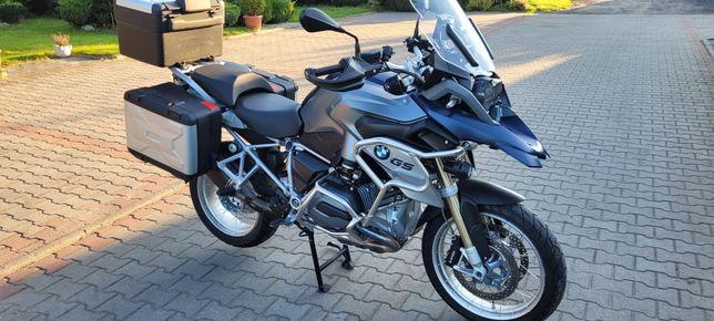 BMW R 1200 GS (salon Pl)  cena obowiązuje tylko do Niedzieli