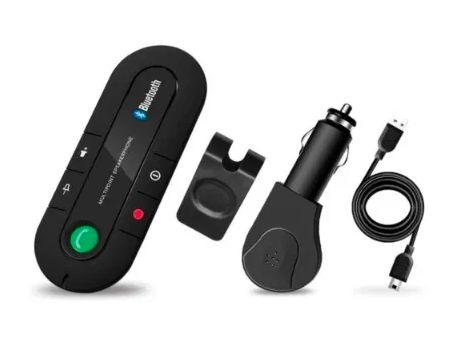 Zestaw głośnomówiący Samochodowy Wygodny Telefon Bluetooth